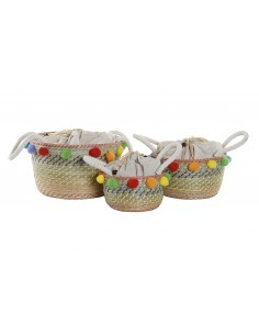 CESTA SET 3 SEAGRASS...